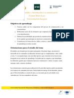 Guía Módulo 1 | MOOC Comunicación y Aprendizaje Móvil