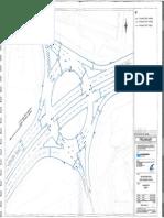Garrison Road roundabout scheme