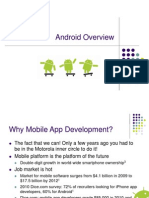 Android Overview Part1