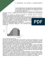 Fatores Intrinsecos e Extrinsecos Que Afetam o Desenvolvimento Microbiano