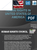 Human Rights In