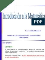 Introducción a Las Matemáticas Funcion Lineal (1) (1)