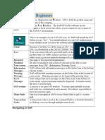 Guide to SAP BI Beginners
