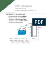 REPORTE No 3 Quimica Inorganica 1