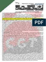 Compareixença del conseller de Governació i Justícia, senyor Luis Santamaría Ruiz, per a informar sobre el Projecte de llei de pressupostos de La Generalitat per a l'exercici 2015