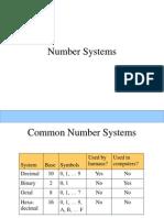 Number System