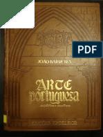 João Barreira - Arte Portuguesa, Vol. I - Arquitectura e Escultura, Pp.1-234 (s. Data - 1951)