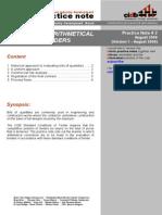 5S19 PN2of2006 Arithmetic Errors