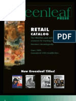 Greenleaf Press 2010 Retail Catalog