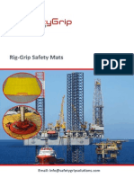 Rig Grip Safety Mats