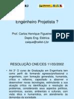 Engenheiro_Projetista_CEFET_CHAlves.ppt