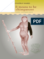 What It Means to Be 98 Percent Chimpanzee