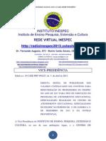 Edtal n.o. 19 CAEE PRT 494227, De 3 de Abril de 2013.