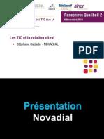 Atelier N°3 - Les TIC et la relation client