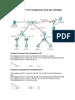 Informe Lab Cisco