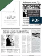 Diario El mexiquense 12 Noviembre 2014