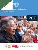 Envejecimiento en El Siglo XXI (Resumen Ejecutivo)