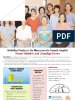 Midwifery Practice at the Massachusetts General Hospital Vincent Obstetrics And