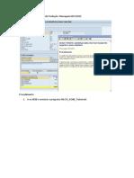 ERRO Em Liquidar Ordens de Produção. Mensagem MLCCS015 - Fechamento de Custo