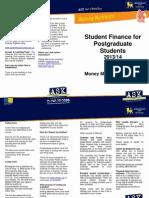 Postgraduate FAQs 2012
