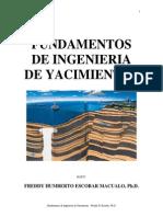5. Fundamentos de Ingenieria de Yacimientos Freddy Escobar