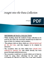 Data Collection Aima