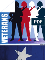 Salute to Veteran's