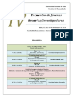Programa Ejbi Cepiha 2014