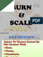 Burn & Scald (First Aid)