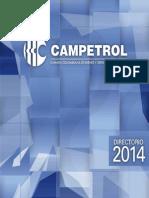 Directorio Campetrol 2014