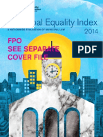 Municipal Equality Index 2014