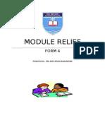 Module Relief Tingkatan 4