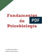 Fundamentos de Psicobiología Tema 1 ugr