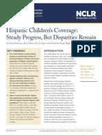 Hispanic Children's Coverage