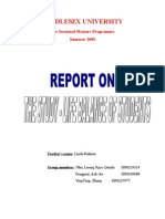21 June 2008 Report Life Study Balance