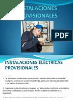 Instalacion Provisional
