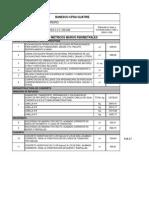 BANESCO CPDA - Computos Métrico Entrega Muros Perimetrales Editable (a)