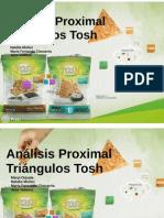 analisis proximal triangulos tosh