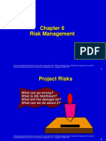 Chapter06 risk management RPL
