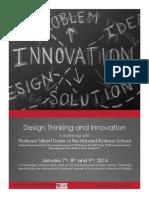 Design Thinking Innovation