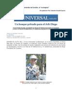 Fernández de Cevallos el ecologista