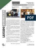 366 - Laicado Dominicano Janeiro Fevereiro 2014