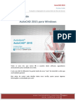Preview Guide AutoCAD 2015 - Por Luciana Klein
