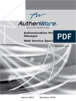 A_pxy_04_Authenware Authentication Process Manager Web Service Specification