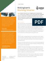 Wokingham Schools Case Study