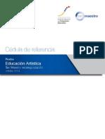 04. Cedula Referencia - Smr 2014 - Educacion Artistica