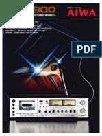 Aiwa Ad-6900 Brochure