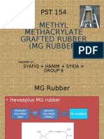 Methyl Methacrylate Grafted Rubber (Mg Rubber)