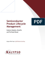 Semiconductor Product Lifecycle Management