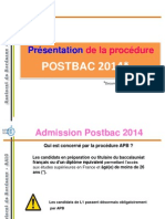 Presentation_procedure_postbac_2014.ppt